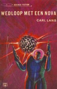 Wedloop met een nova. Door Carl Lans.