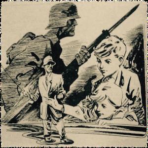 Afbeelding uit de radiogids van deel 1.