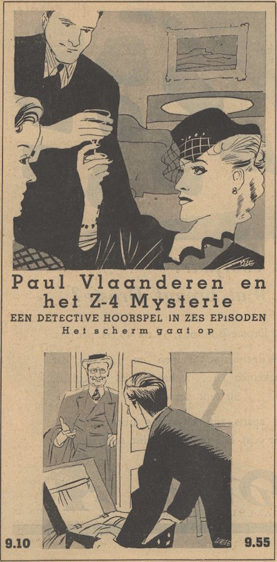 Deel 1. Paul Vlaanderen en het Z4 mysterie.