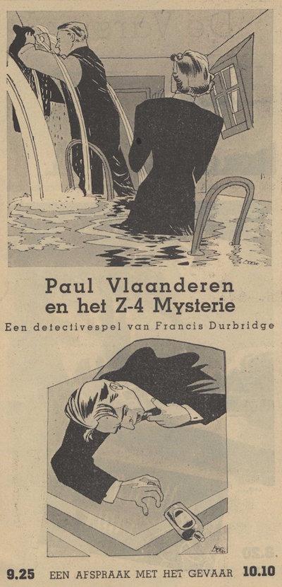 Deel 4. Paul Vlaanderen en het Z4 mysterie.