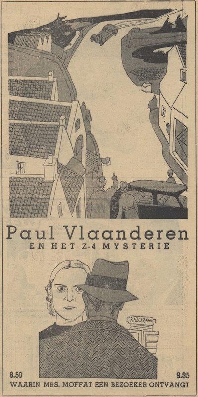 Deel 5. Paul Vlaanderen en het Z4 mysterie.