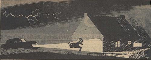 Illustratie bij de inleiding. Paul Vlaanderen en het Z4 mysterie.