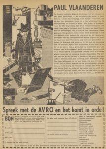 Ledenwerfcampagne AVRO.
