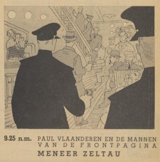 Deel 7 Paul Vlaanderen en de mannen van de frontpagina
