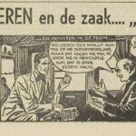 Paul Vlaanderen strip Marsh Curlew 23