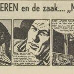 Paul Vlaanderen strip Marsh Curlew 52