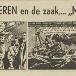 Paul Vlaanderen strip Marsh Curlew 68