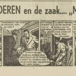 Paul Vlaanderen strip Marsh Curlew 70