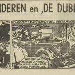Paul Vlaanderen strip De dubbelganger 02