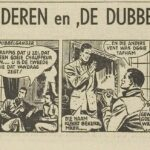 Paul Vlaanderen strip De dubbelganger 04