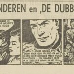 Paul Vlaanderen strip De dubbelganger 05