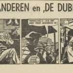 Paul Vlaanderen strip De dubbelganger 06