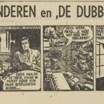 Paul Vlaanderen strip De dubbelganger 07