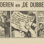 Paul Vlaanderen strip De dubbelganger 08