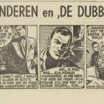 Paul Vlaanderen strip De dubbelganger 10
