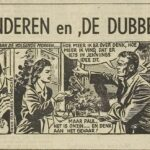 Paul Vlaanderen strip De dubbelganger 11