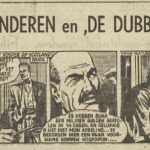 Paul Vlaanderen strip De dubbelganger 12