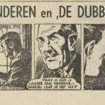 Paul Vlaanderen strip De dubbelganger 13