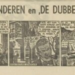 Paul Vlaanderen strip De dubbelganger 14