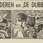 Paul Vlaanderen strip De dubbelganger 15