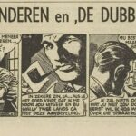 Paul Vlaanderen strip De dubbelganger 16