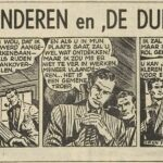 Paul Vlaanderen strip De dubbelganger 17