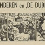 Paul Vlaanderen strip De dubbelganger 18