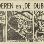 Paul Vlaanderen strip De dubbelganger 19