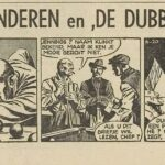 Paul Vlaanderen strip De dubbelganger 20