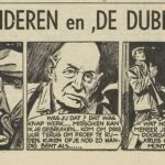 Paul Vlaanderen strip De dubbelganger 21