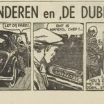 Paul Vlaanderen strip De dubbelganger 23