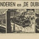 Paul Vlaanderen strip De dubbelganger 24