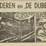 Paul Vlaanderen strip De dubbelganger 25