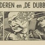 Paul Vlaanderen strip De dubbelganger 26