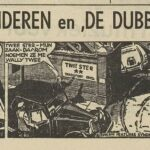 Paul Vlaanderen strip De dubbelganger 27