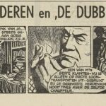 Paul Vlaanderen strip De dubbelganger 28