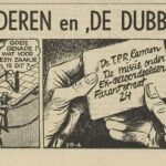 Paul Vlaanderen strip De dubbelganger 29