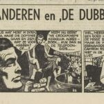 Paul Vlaanderen strip De dubbelganger 30