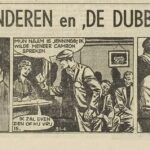 Paul Vlaanderen strip De dubbelganger 31