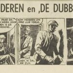 Paul Vlaanderen strip De dubbelganger 33