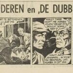 Paul Vlaanderen strip De dubbelganger 36