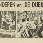 Paul Vlaanderen strip De dubbelganger 37