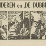 Paul Vlaanderen strip De dubbelganger 39