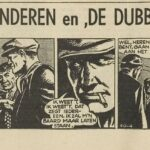 Paul Vlaanderen strip De dubbelganger 40
