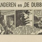 Paul Vlaanderen strip De dubbelganger 41