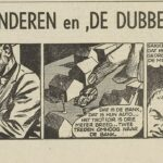 Paul Vlaanderen strip De dubbelganger 42