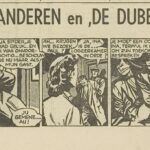 Paul Vlaanderen strip De dubbelganger 46