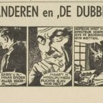 Paul Vlaanderen strip De dubbelganger 47