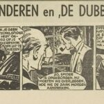 Paul Vlaanderen strip De dubbelganger 48