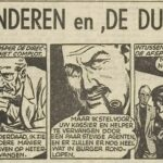 Paul Vlaanderen strip De dubbelganger 49